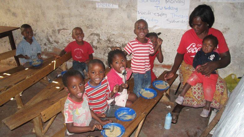Malawi, School Meals, Charity, Donation, Seibo